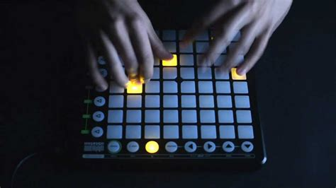 M4SONIC - (SKRILLEX Freestyle) Launchpad - YouTube