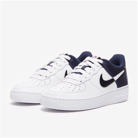 Kids Shoes - Nike Air Force 1 Level 8 1 GS - Midnight Navy