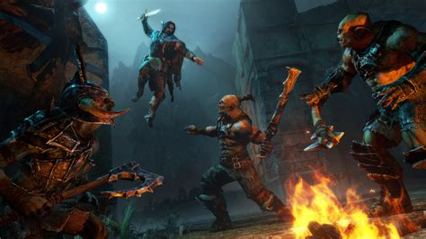 Shadow of Mordor's Wraith is the ring forger himself