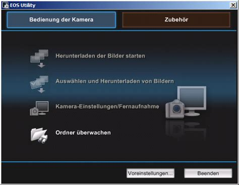 Install Canon camera software without CD (Windows
