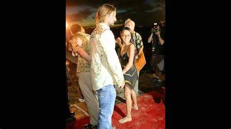 Josh Holloway and his wife Yessica Kumala and their