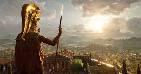 Assassin's Creed Odyssey Guided Mode versus Exploration