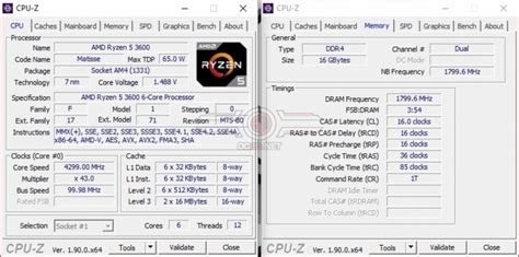 AMD Ryzen 5 3600 Review   Test Setup and Overclocking