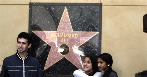 The Reason Why ONLY Muhammad Ali's 'Hollywood Walk Of Fame