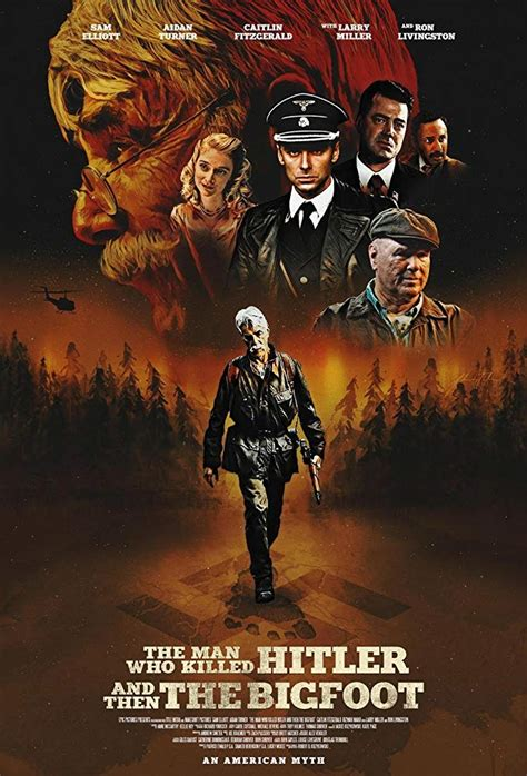The Man Who Killed Hitler and Then The Bigfoot (2018