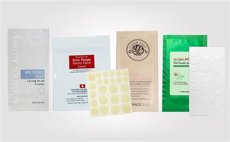 Pimples? Best Korean skin care for acne: Pimple Patch