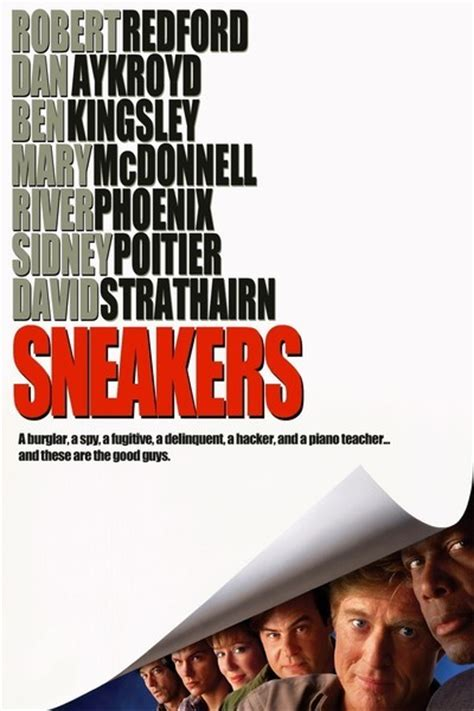Sneakers Movie Review & Film Summary (1992) | Roger Ebert