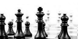 Chess Pieces | The end game, Chess board