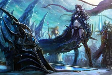 Sylvanas Windrunner World of Warcraft Poster – My Hot Posters
