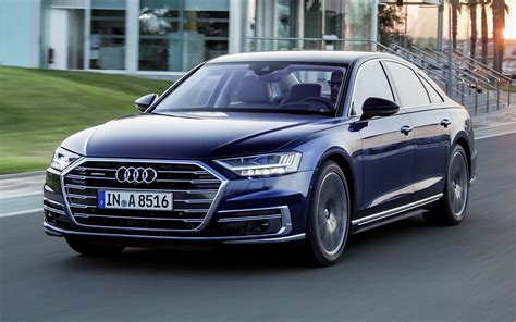 2017 Audi A8 - Wallpapers and HD Images | Car Pixel