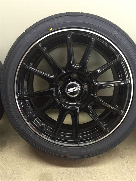 """NEW Sport Tuning Wheel (17"""") with Tire package NEW"""